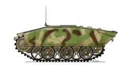 Sd.Kfz. 304 SPRINGER full resin kit