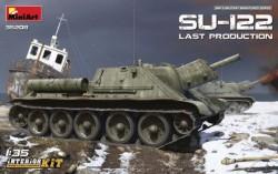 SU-122 (Last Production) Interior Kit