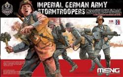 Imperial German Army Stormtroopers