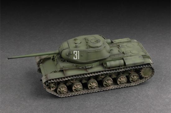 Soviet KV-85 Heavy Tank