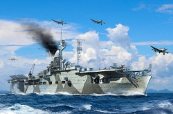 German Navy Aircraft Carrier DKM Graf Zeppelin
