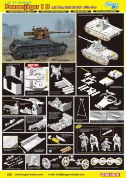 Panzerjäger IB mit StuK 40 L/48