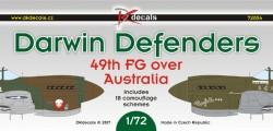 Darwin Defenders - 49th FG over Australia