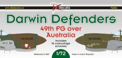 Darwin Defenders - 49th FG over Australia