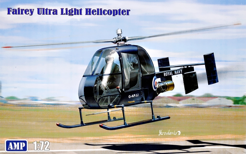 Light Helicopter Fairey Ultra