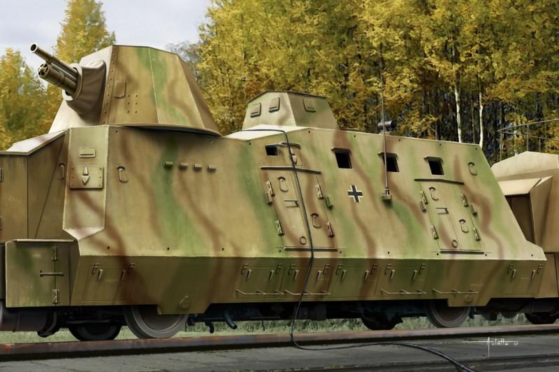 Geschutzwagen BP-42