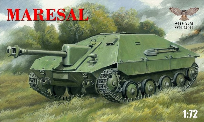 "Romanian tank destroyer""Maresal"" M-04"