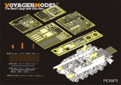 WWII US M40 SPG BASIC (FOR TAMIYA)