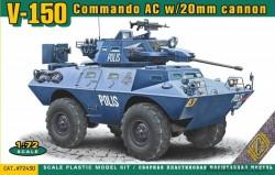 V-150 Commando AC w/20mm cannon
