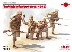 Turkich Infantry 1915-1918