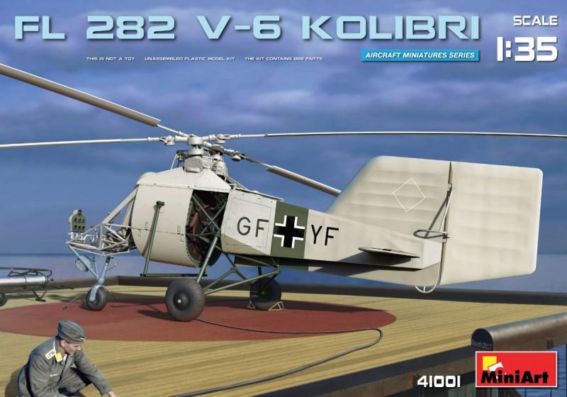 FL 282 V-6 Kolibri 1/35