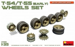 T-54/T-55(Early) Wheels Set