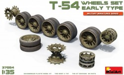 T-54 Wheels Set.Early Type