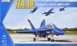 USN BLUE ANGLE 2017 F/A-18A/B/C/D