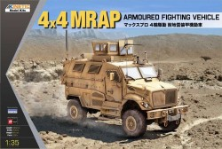 4x4 MRAP Armored Fighting Vehicle