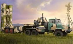 Russian KrAZ-260B Trctor w. 5P85TE TEL S-300PMU