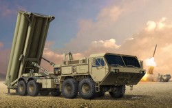Terminal High Altitude Area Defence (THAAD)
