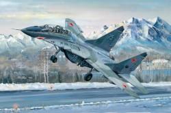 Russian MIG-29UB Fulcrum