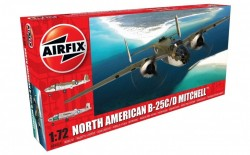 North American B25C/D Mitchell