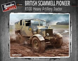 Scammell Pioneer R100 heavy artillery tractor