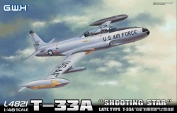 "T-33A Late Version""Shooting Star"" USAF"
