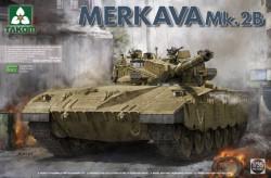Israeli Main Battle Tank Merkava Mk.2b