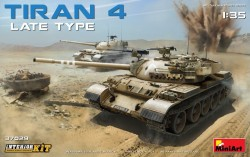 Tiran 4 Late Type. Interior Kit