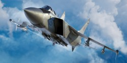Russian MiG-31M Foxhound