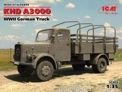 KHD A3000, WWII German Truck