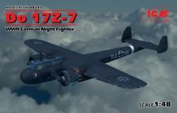 Do 17Z-7, WWII German Night Fighter