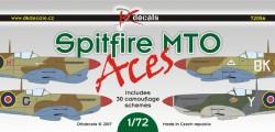 Spitfire MTO Aces