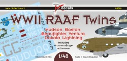 WWII RAAF Twins