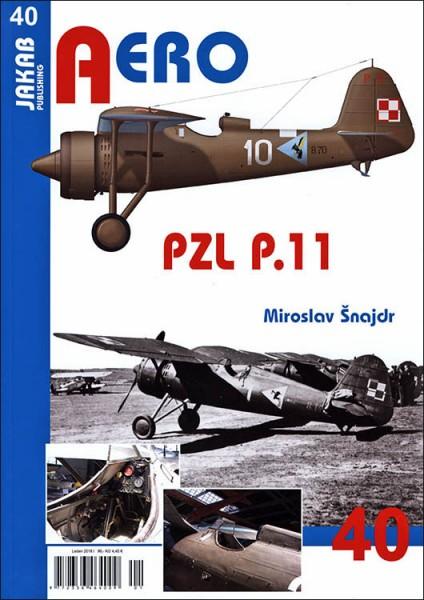 Aero 40 - PZL P.11