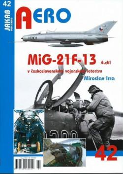 Aero 42 - MiG-21F-13 4.díl