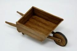 Wooden farmers cart