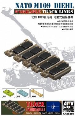 Workable tracks for M109 NATO Diehl