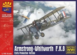 Armstrong-Whitworth F.K.8 Early production version PREIMIUM