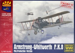Armstrong-Whitworth F.K.8 Mid.production version PREIMUM