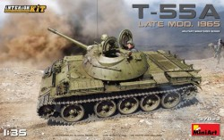 T-55A Late Mod.1965 Interior Kit