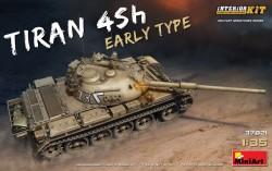 Tiran 4 Sh Early Type.Interior Kit