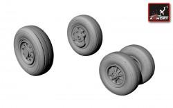 F-35C Lightning-II wheels