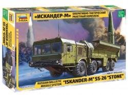 "Ballistic Missile System ""Iskander-M"" SS-26 ""STONE"""