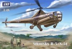 Sikorsky R-5/S-51 USAF rescue