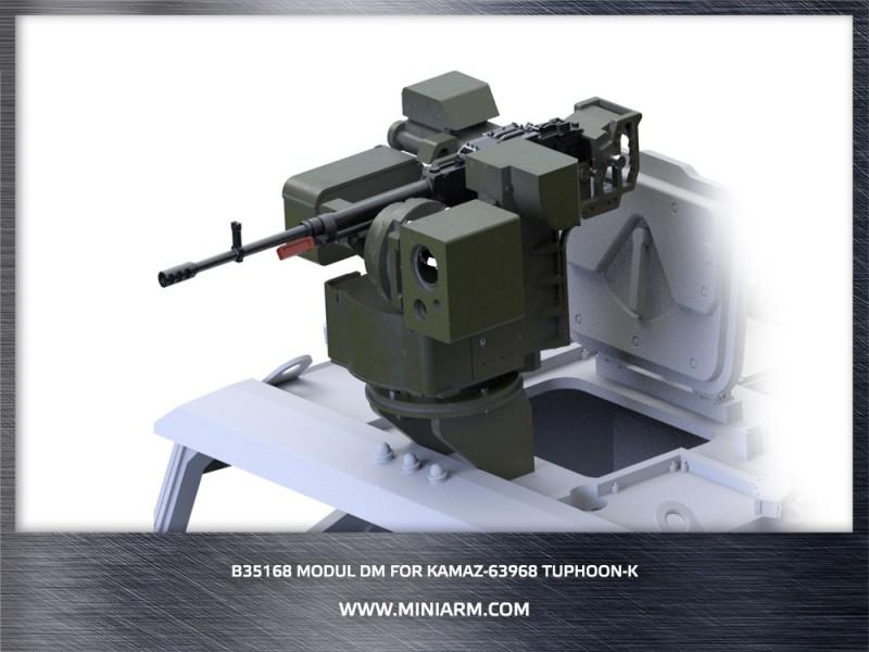 Modul DM for КамАZ-63968 Tuphoon-K