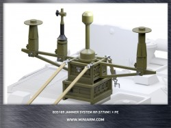 Jammer system RP-377VM1 + PE, Tuphoon-K, BTR-82, GaZ Tiger