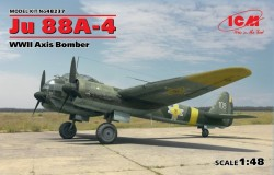 Ju 88A-4, WWII Axis Bomber
