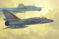 US F-106B Delta Dart