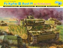 Pz.Kpfw.III Ausf.M w/Schurzen