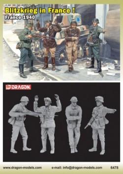 Blitzkrieg in France! (France 1940)