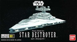 Bandai Vehicle Model 001: Star Destroyer™